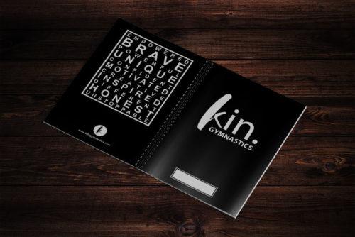 KIN Calgary Gymnastics   Notebook