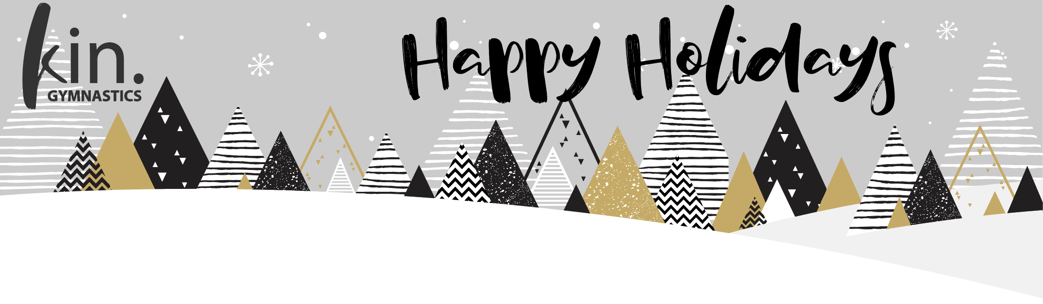 Happy Holidays from KIN | KIN Calgary Gymnastics