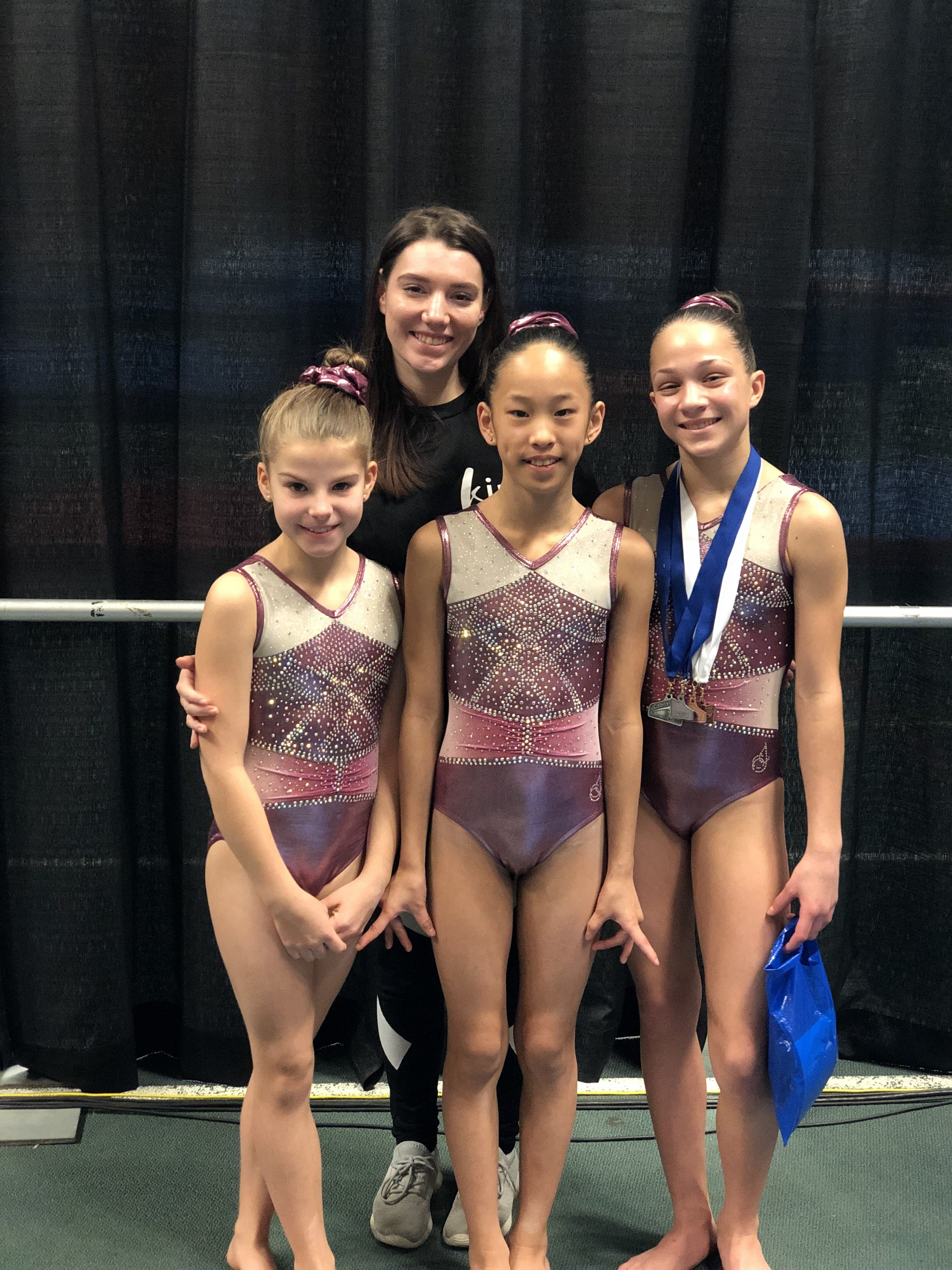 KIN - Calgary Gymnastics Club
