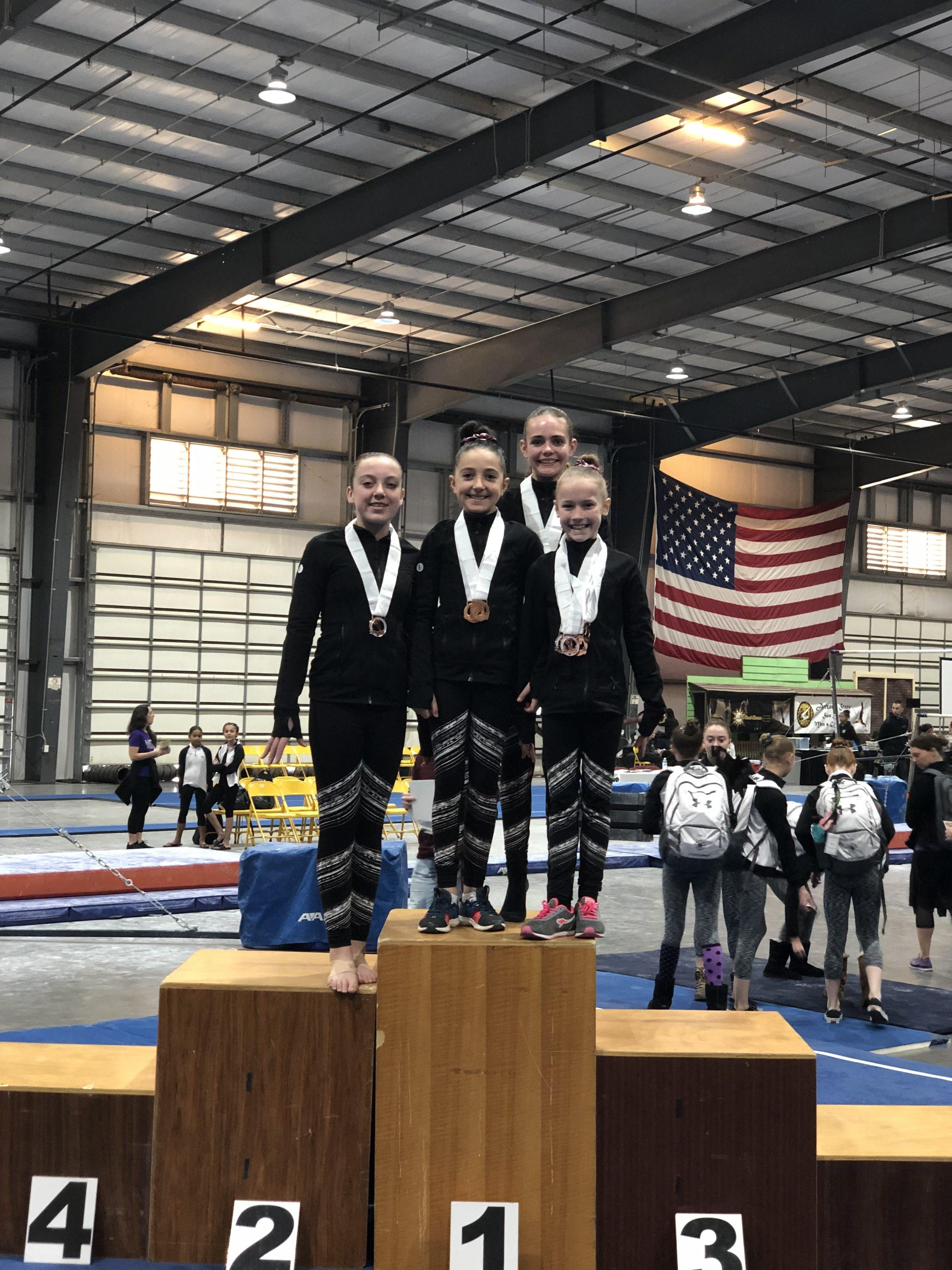 Sun Devil Classic 2019 - KIN Gymnastics Calgary